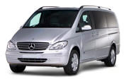 Chauffeur driven Mercedes Viano people carrier - Up to 7 passengers in comfort, from Cars for Stars (Staines) - Airport Transfer Services